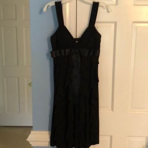 Cache black formal dress